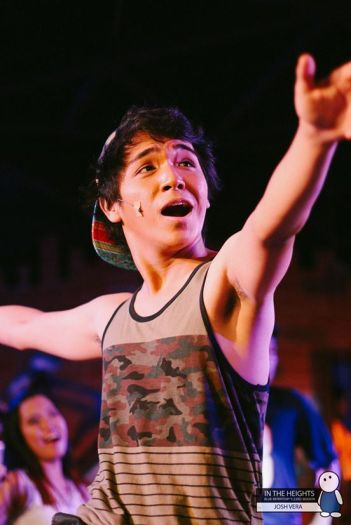 """Ateneo Blue Repertory's """"In The Heights"""" (2016) Shot by Josh Vera"""