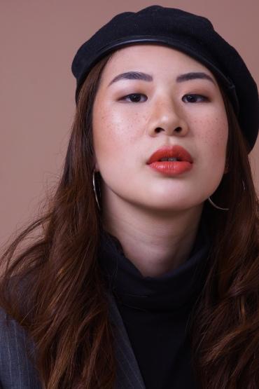 Model: Tammy Tjhia (Instagram: girlwitheredlips) Photographer: Jharwin Castañeda (Instagram: jharwincastaneda)